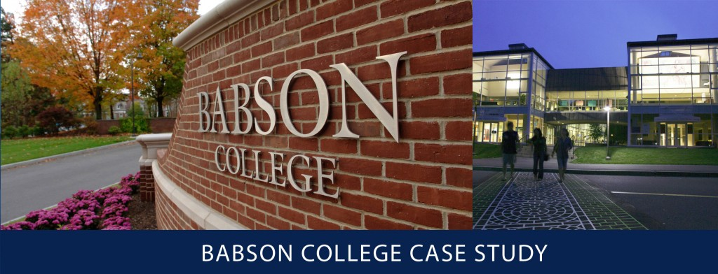EZMaxMobile Case Study: Babson College