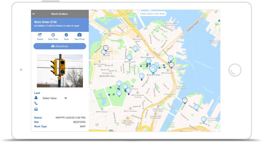 Transforming Your Organization with Mobile Mapping